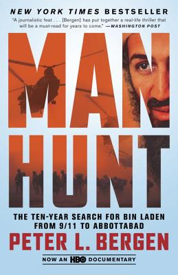 Manhunt By Bergen, Peter L.
